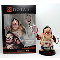 Pudge DOTA 2 Game Figura PVC Coleção Figuras de Ação Brinquedos