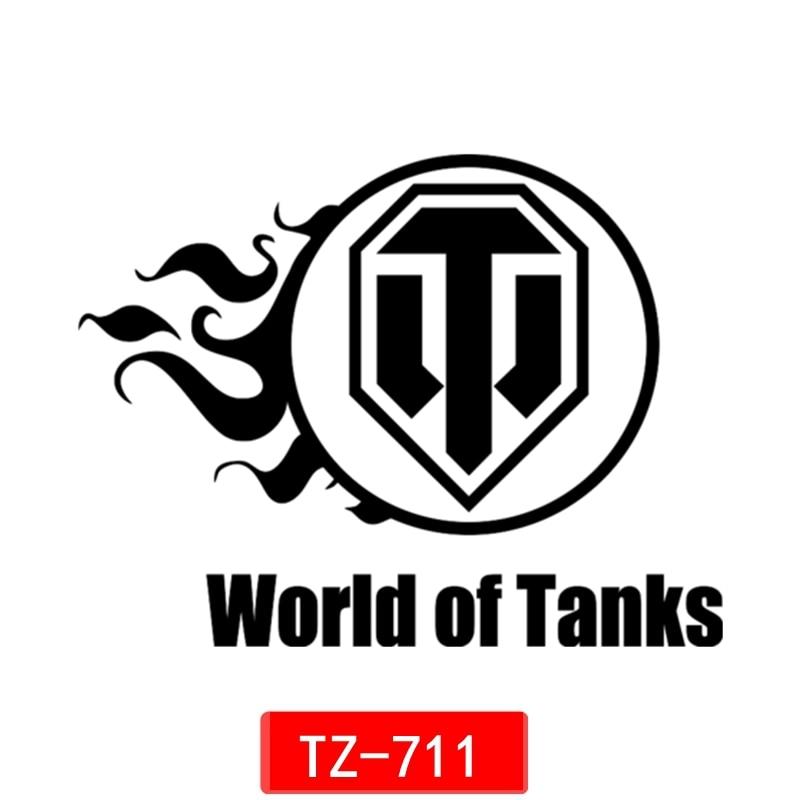 Three Ratels TZ-711 12*15.7cm 1-5 pieces World of Tanks WOT car sticker auto sticker car stickers removable three ratels tz 786 12 16 2cm pieces car sticker gokturk flag turkey auto sticker car stickers removable