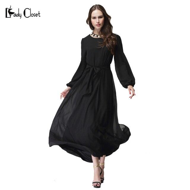 Оптовая Мусульманских твердых платье турецких женщин одежда исламские abayas Абая дёилбаба мусульманского vestidos longos одежда дубай кафтан