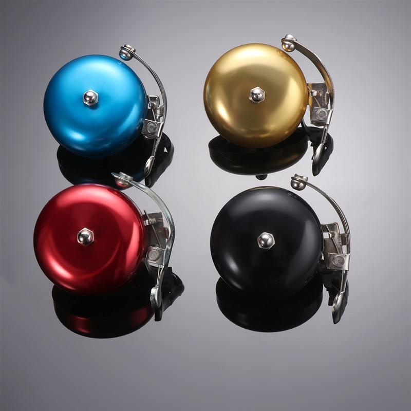 Bicycle Bike Bell Mountain Bike Bicycle Aluminum Alloy Large Bell Cycling Bell Equipment Accessories