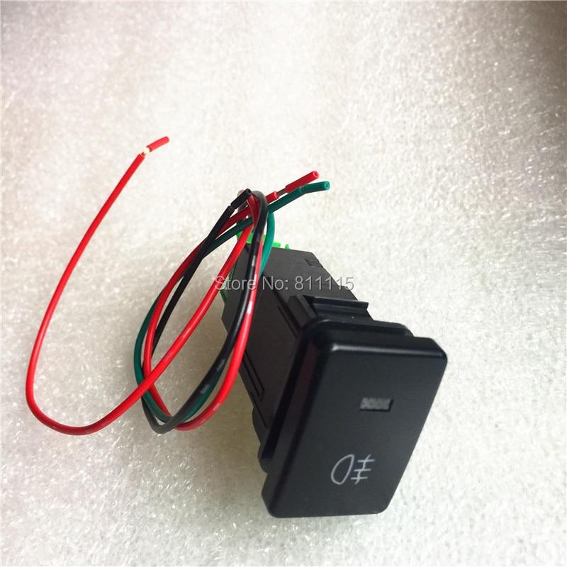 Lights Wiring Diagram Rear Fog Light Switch Fog Lamp Switch For Toyota Yaris
