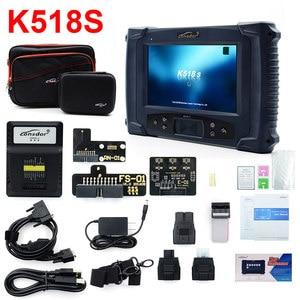 Image 5 - Original LONSDOR K518S Key Programmer Basic Version with  Update