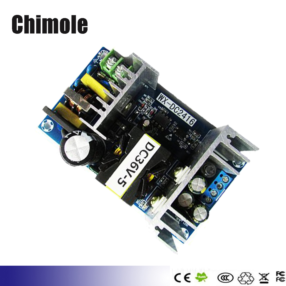 AC/DC Adapters 180 w AC 100-240 V a DC 36 V 5A ac dc 50/60Hz Switching Power Supply Module Board ac-modulo dc 36 V 5A