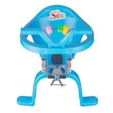 DYSONGO Kids Chair Велосипед дитячий велосипед безпеки місць Дитяче сидіння для велосипеда Дитячий велосипед Saddle оптової та краплі доставки