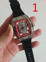 Модные автоматические механические часы из стали светящиеся женские часы водонепроницаемые Золотые женские часы