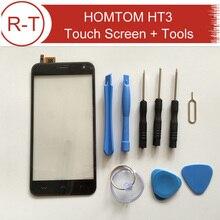 Homtom сенсорная дигитайзер бесплатная панель  сенсорный доставка телефона стекло экран