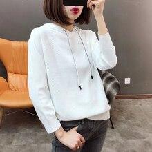 Fannic Fashion autumn winter new south Korean women's type turtleneck sweater all matches the long sleeve shirt slim body rou