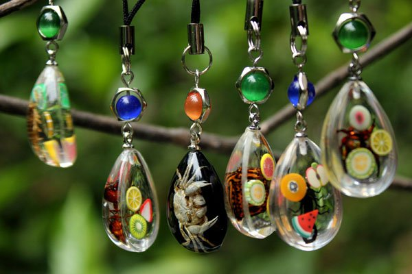 Free shipping novel products real insect amber cell phone pendant free shipping novel products real insect amber cell phone pendant charm mobile hanger jewelry 50pcs mixed aloadofball Choice Image