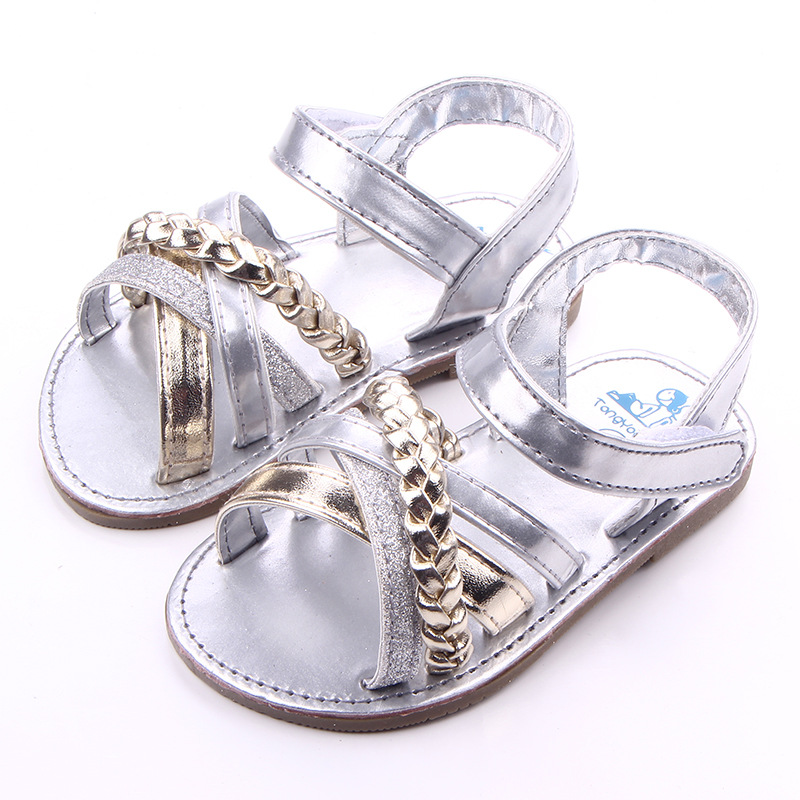 NEW 1pair Fashion Summer Baby Sandals Children Shoes, Kids Girl Shoes