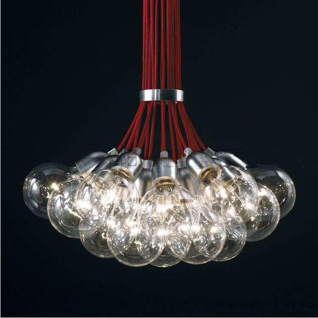 Scandinavian designer chandelier modern minimalist for Modern chandeliers ikea