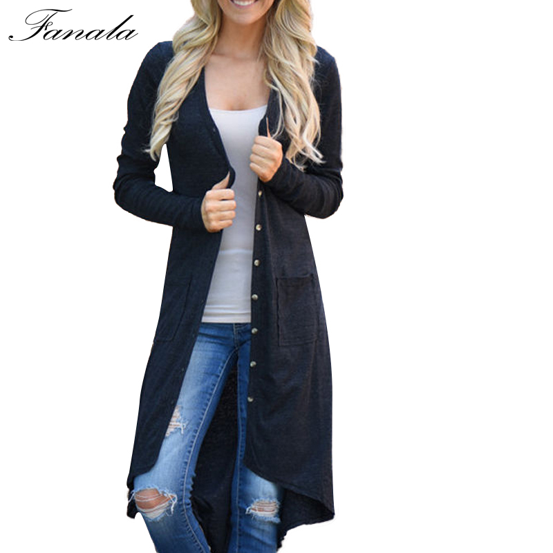 Compare Prices on Long Black Sweater Coat- Online Shopping/Buy Low