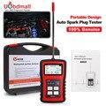 Auto Spark Plug Tester Sistema de Ignição Checker Car Automobile Motor Acender KM20 KM-20 Analisador De Sinal De Pulso