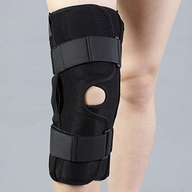 <font><b>Knee</b></font> Brace Adjustable Hinged <font><b>Knee</b></font> Support Orthopedic Fixator Posture Corrector Patella Fracture <font><b>Knee</b></font> Protector Free shipping