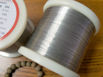 1PCS/LOT 10meters YT2173B Nichrome wire Diameter 0.5MM-1.2MM Cr20Ni80 Heating wire Resistance wire Alloy heating yarn Mentos цена 2017