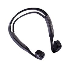S WindShear Bone Conduction Wireless Bluetooth Headset Outdoor Sports Headphone Earphone Hands-free with Mic for Smart Phones Ta
