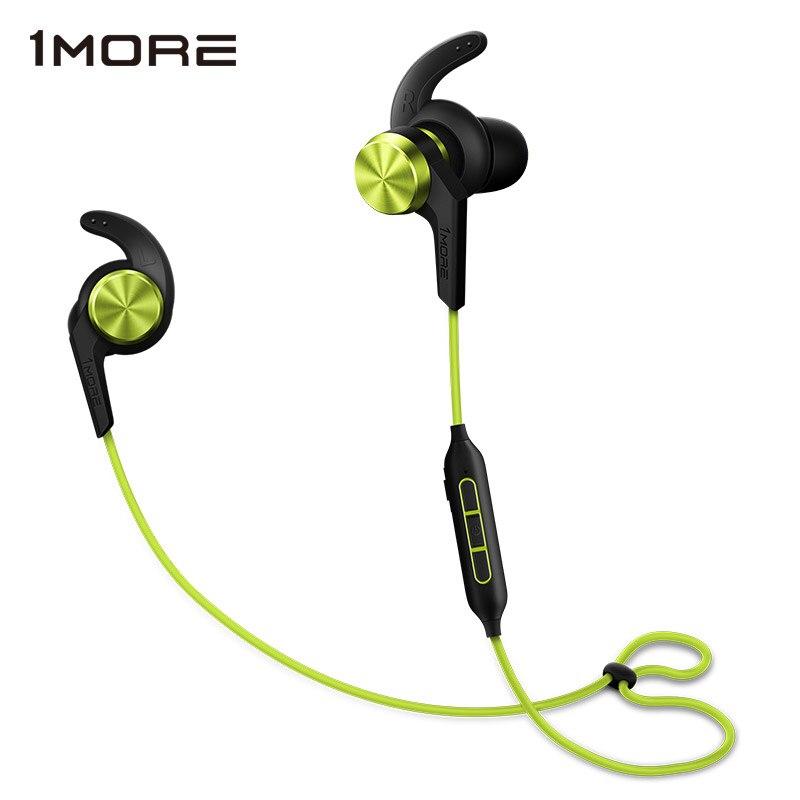 D'origine 1 PLUS iBFree Sans Fil Bluetooth 4.1 Casque In-Ear Écouteur avec Mic Soutien aptX IPX4 Sweatproof