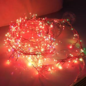 600 leds christmas tree light string party decor lighting chain