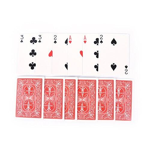 easy-classic-magic-playing-cards-2-set-magic-3-three-card-trick-card