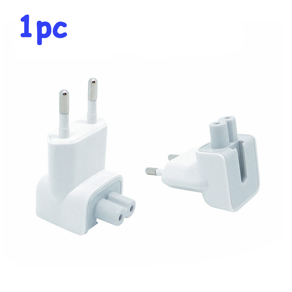 High Quality For IPad AC Power Detachable Duck Head Plug Converter UK AU Charger Adapter Plugs Adaptor