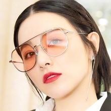 2019 Men Sunglasses Brand Designer Glasses Women Round Luxury Retro Glasses Vintage Driving Mirror Oculos De Sol Gafas цена