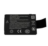 Bateria alternativa da bateria 2000 mah da série de zk iface apropriada para iface302 iface 702 iface303 iface800 iface402 iface202|zk iface|iface 702|battery 2000mah -