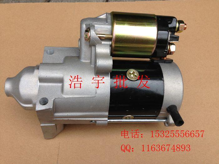Petrol generator parts GX620 GX670 2V77 278 8.5KW 10KW electric starter motor все цены