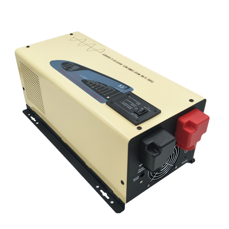 DC AC 2000w low frequency inverter LCD display pure sine wave inverter ,CE&SGS&RoHS&IP30 ApprovedDC AC 2000w low frequency inverter LCD display pure sine wave inverter ,CE&SGS&RoHS&IP30 Approved