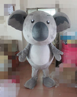 Lovely Koala Mascot Costume Free shipping