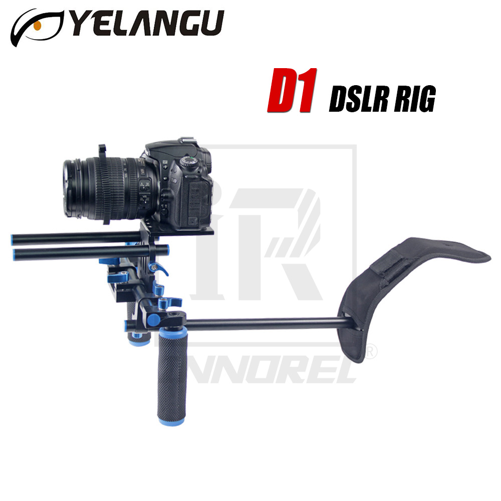 DSLR Rig Video Shoulder Mount bracket Dslr Cage for Canon Nikon Sony DSLR Camera DV Video Camcorder DSLR Rig Video Shoulder Mount bracket Dslr Cage for Canon Nikon Sony DSLR Camera DV Video Camcorder