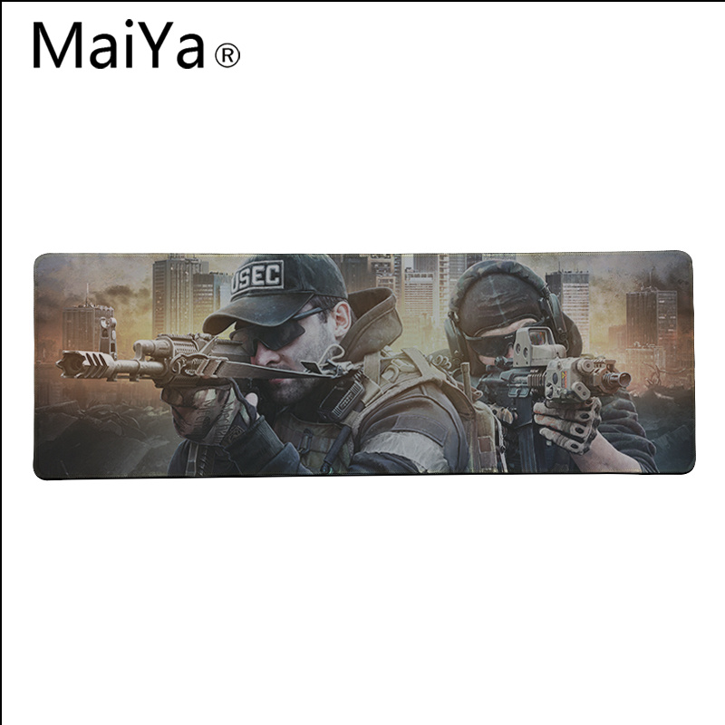 Maiya High Quality Escape From Tarkov Beautiful Anime Mouse Mat Rubber PC Computer Gaming mousepad 4