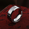 tungsten ring Will not fade Tungsten Carbide ring fashion Male ring for men Hardness greater than knife