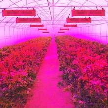 120 W 400 W 600 W 800 W 1200 W 1600 W LLEVADO Crece Espectro Completo de Luz 410-730nm Para Interiores plantas y Flores De Invernadero Hidroponía