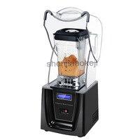 M7 Commercial Blender Professional high Power Blender Mixer fruit Juicer Food Processor With Blade Food Grinder 220v50hz 1800w