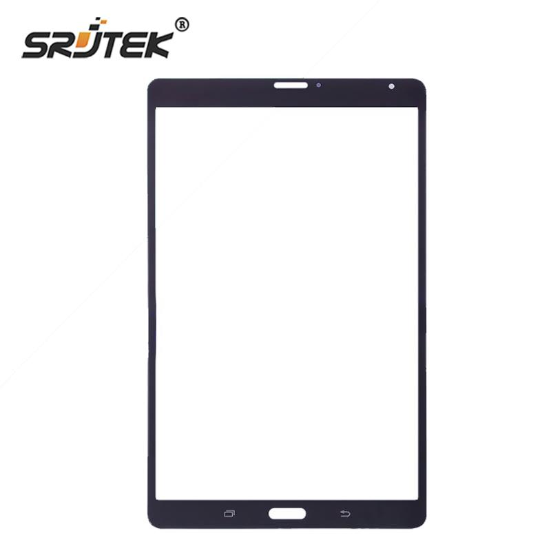 Wholesale For samsung T705 Front Glass Top Lens for Galaxy Tab S 8 4 LTE SM