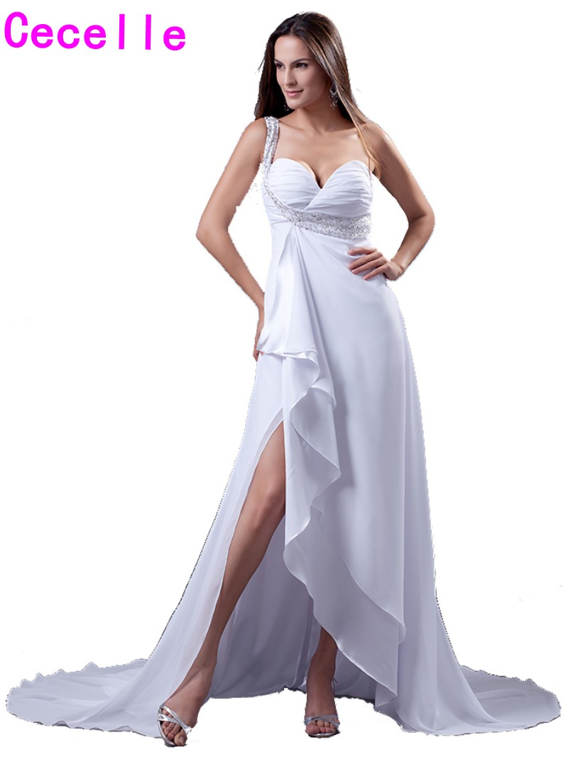 Popular White Evening Gowns-Buy Cheap White Evening Gowns lots ...
