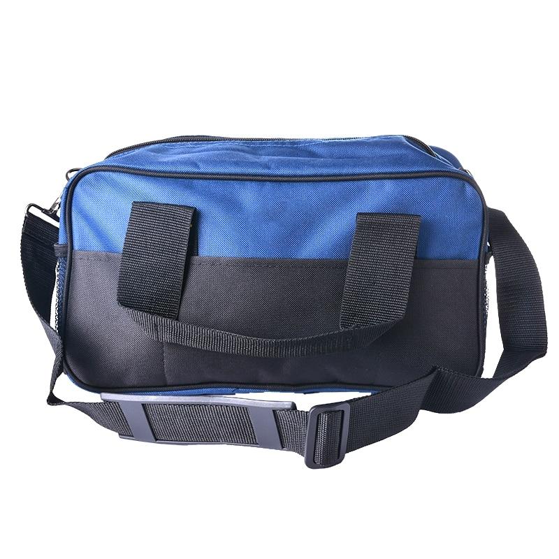 Urijk Organizer Hardware Carpenter Electrician Tools Bag 600D Oxford Toolkit Electrician Storage Pocket Men Belt Bag Multimeter