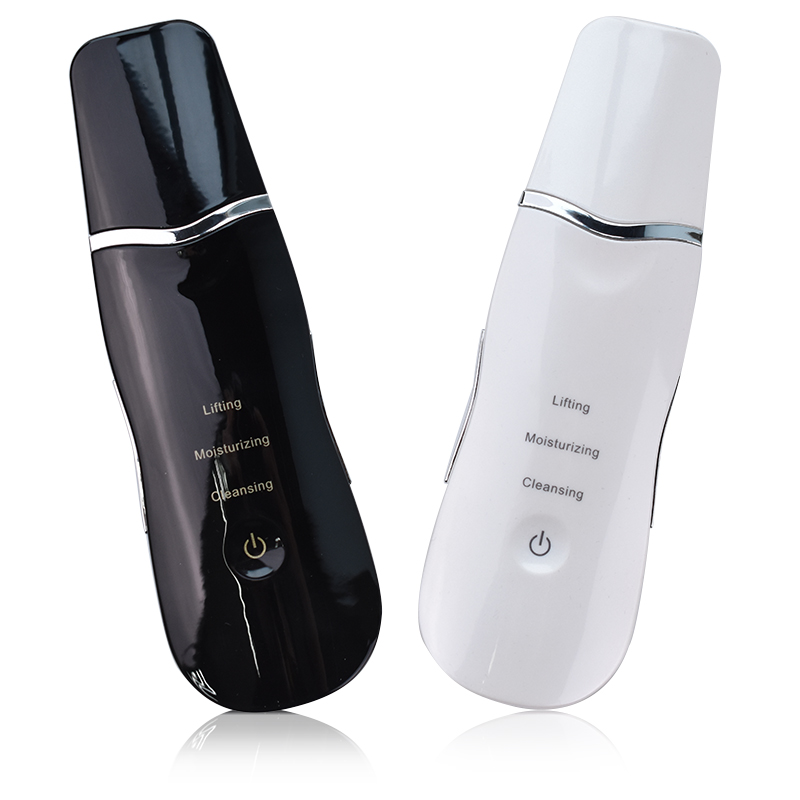 Pore Cleaner Blackhead Acne Removal Skin Scrubber USB Facial Pores Cleaning Dead Skin Exfoliating Peeling Vibration Massager peeling shovel exfoliator machine ultrasonic wave face skin scrubber blackhead acne removal facial cleaning vibration massager