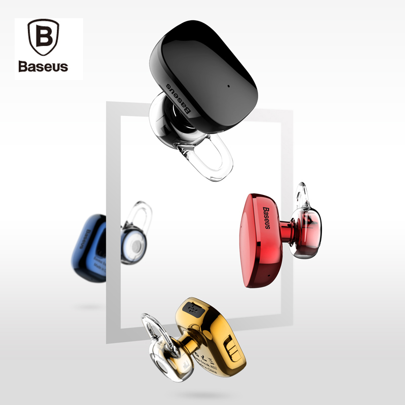 Baseus A02 Wireless Bluetooth Earphone Mini Stereo Headphones Auriculares Con Microfono Hands-free Sports Driving Fone De Ouvido