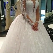 XGGandXRR Ball Gown Wedding Dress 2018 Bridal Gowns