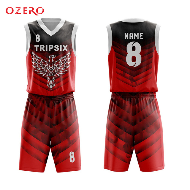 949f20986 high quality team usa basketball jersey custom sublimation basketball  clothing professional design basketball shirt jersey