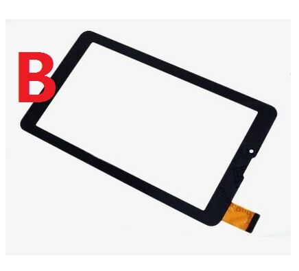 New For 7 for RoverPad Sky Glory S7 3G GO C7 GO S7 Tablet Capacitive touch screen panel Glass Sensor replacement Free Shipping