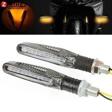 For SUZUKI RM85 RM125 RM250 RMX250S RMZ250 RMZ450 Motorcycle Accessories Turn Signal Indicator Lamp Led Light