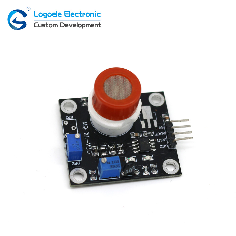 MQ-2 Smoke Gas Sensors Gas Detection Module Qualitative Detection Sensor
