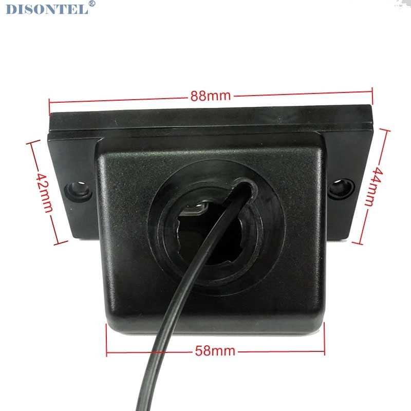 Cho sonyccd nhìn xuyên Đêm chống nước camera quan sát phía sau buckup đảo chiều màu Camera dành cho XE HYUNDAI H1 GRAND STAREX ĐỜI 2011