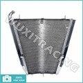Núcleo de aleación de aluminio de enfriamiento del radiador del motor de la motocicleta para honda cbr1000rr fireblade cbr 1000 rr 04 05 2004 2005 nuevo conjunto
