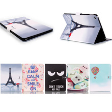 fashion style For Apple iPad Air 2 case PU Leather Protective Skin e-book cases for iPad 6 Cover Tablet  Accessories S3D25D стоимость