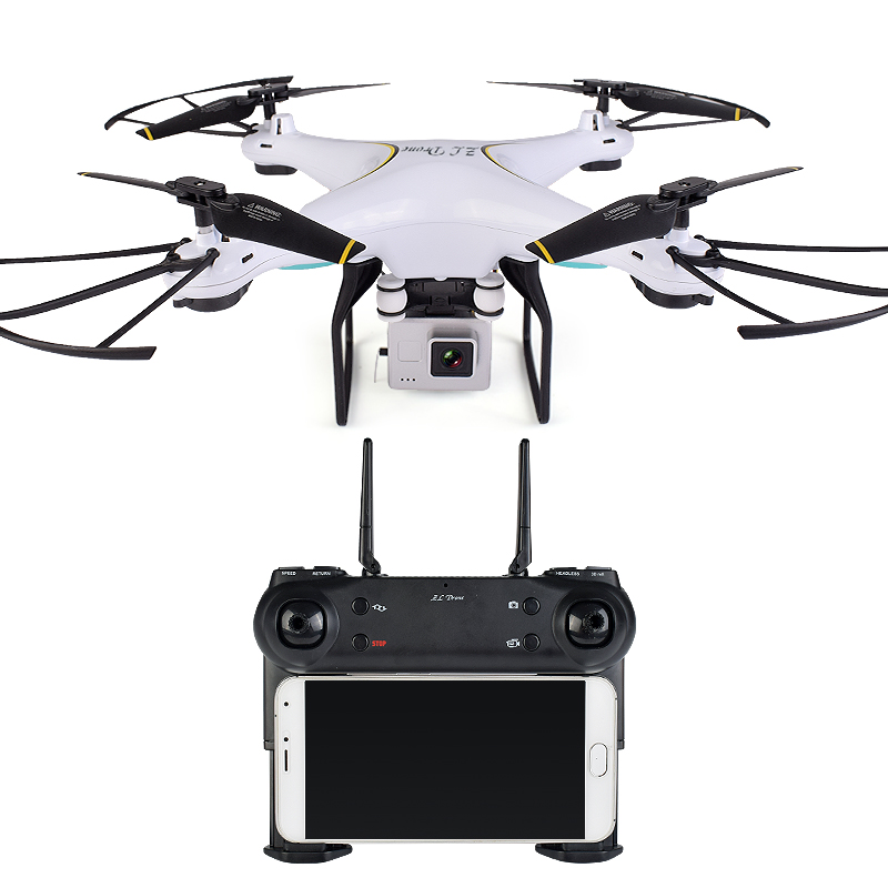 Genuine JXD 509W 2.4G Wifi FPV Drone 2MP Drone Quadcopter Plane Helicopter Play