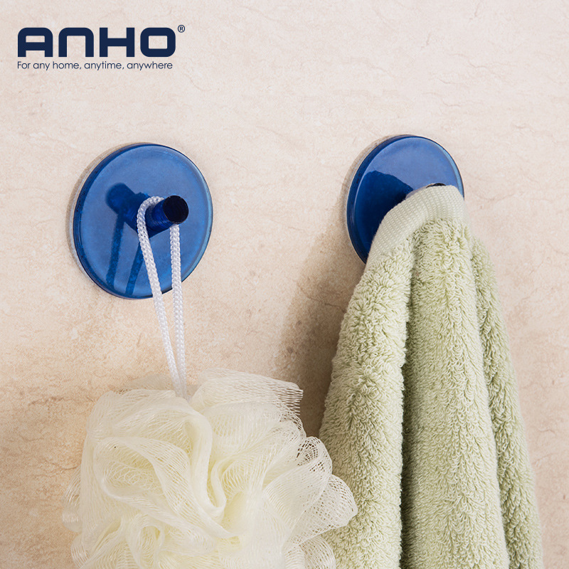 Non perforated hook plastic bathroom strong hook in Robe Hooks from Home Improvement