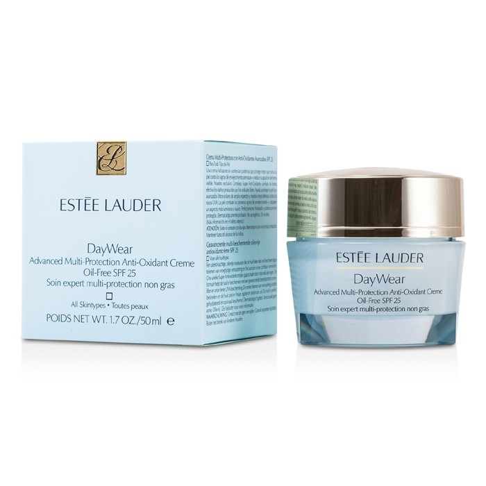 Estee Lauder - DayWear Advanced Multi-Protection Anti-Oxidant Cream Oil-Free SPF 25 (All Skin Types) крем gigi advanced peeling cream for all skin types
