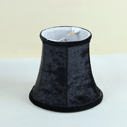 Black Flannel Lamp Shades Modern Wall Light Lamp Shades. Mini Lamp Shades  For Chandelier ...